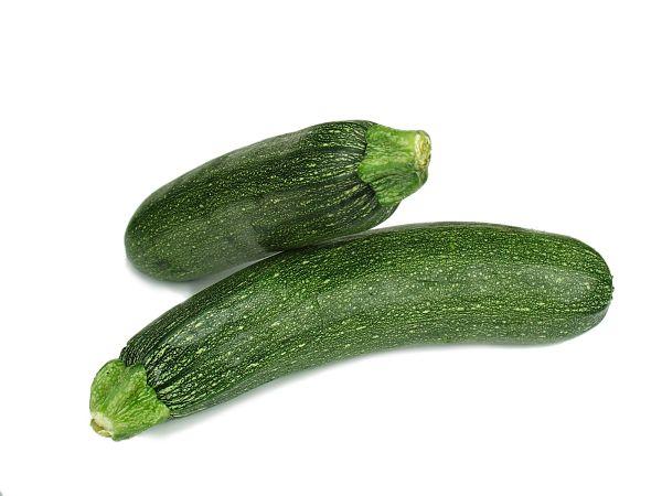 Imagen calabaza verde o calabacin